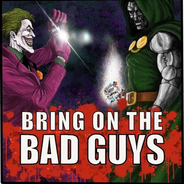 The Long Halloween: Part One - Bring On the Bad Guys