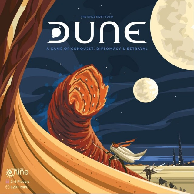 It Came From the Tabletop! - Dune