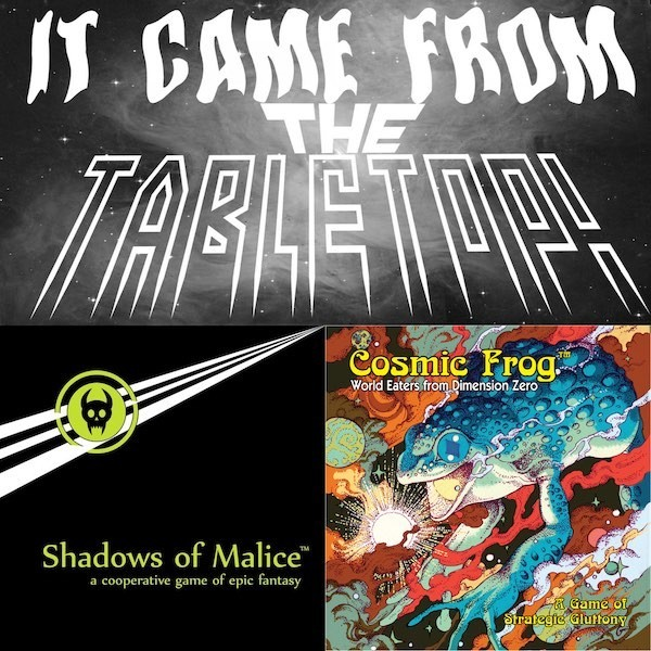 Interview With Jim Felli - It Came From the Tabletop!