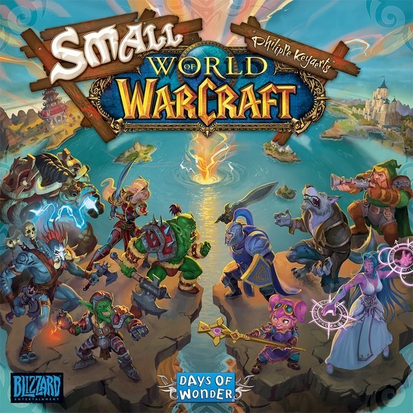 Small World of Warcraft Coming this Summer