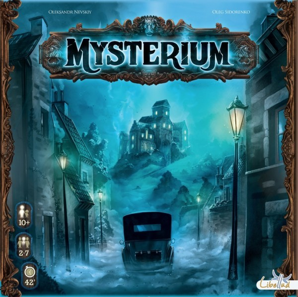 Mysterium Review - Better Off Dead?