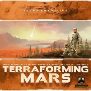 Moonwalking Mars - a Terraforming Mars Board Game Review
