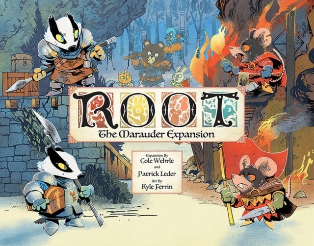 Root: The Marauder on Kickstarter Now