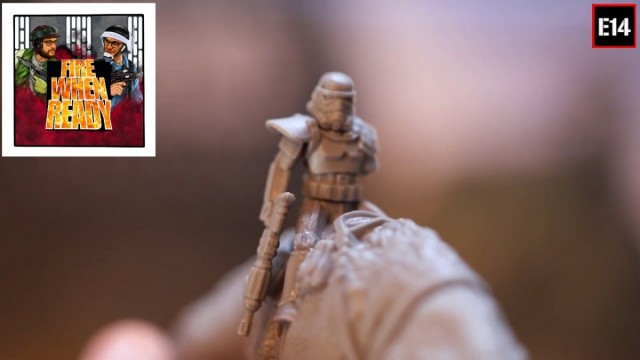 StarWars:Legion - Dewback, Phase II Clone Troopers, STAP and Republic AT-RT - Fire When Ready