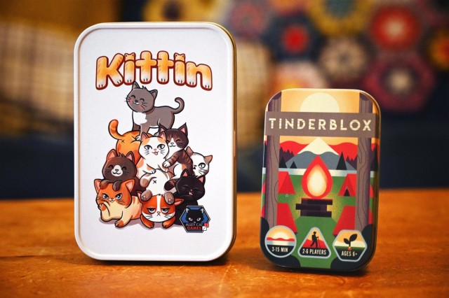 Tinderblox & Kittin - Kickstarter Preview