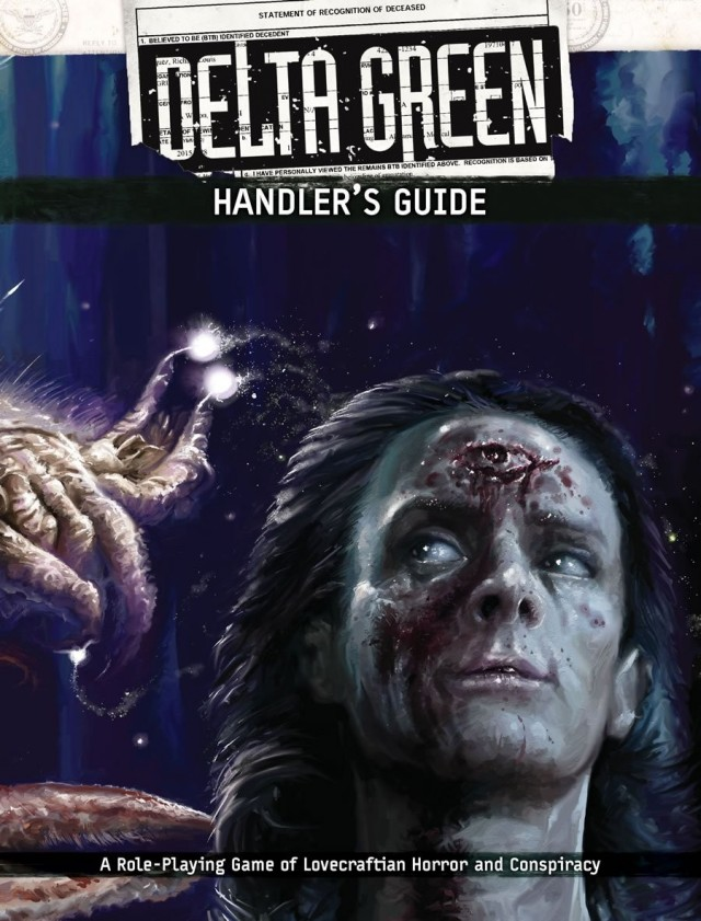 Play Matt: Delta Green The Role-Playing Game Review