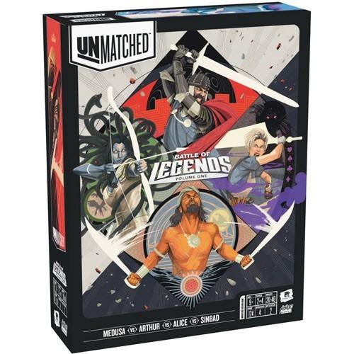 Unmatched: Battle of Legends, Vol. 1