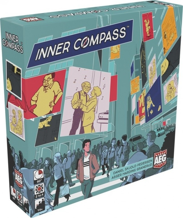 Inner Compass Coming this Spring from AEG