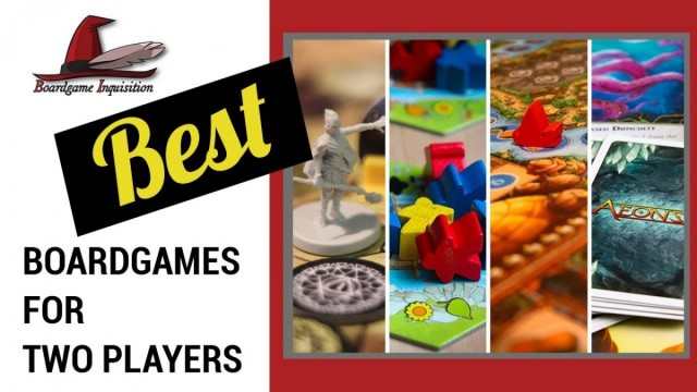 The Best Board Games For Two Players