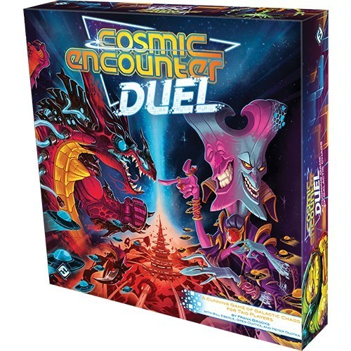 Cosmic Encounter Duel Announced by Fantasy Flight Games