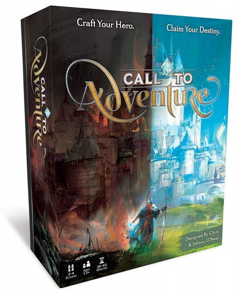 Call to Adventure Review