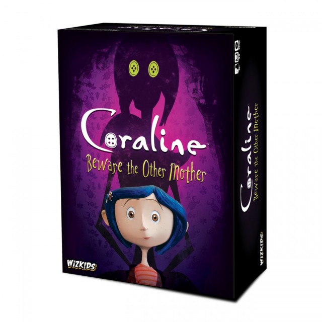 Coraline: Beware the Other Mother Coming This Winter From WizKids
