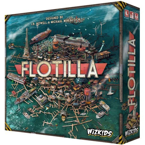 Flotilla Coming This Winter From WizKids