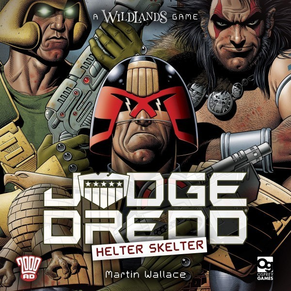 Judge Dredd: Helter Skelter is Much Better than Stookie Glanding - Review