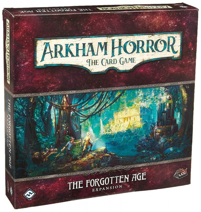 Arkham Horror: The Card Game - The Forgotten Age