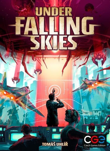 Play Matt: Under Falling Skies Review
