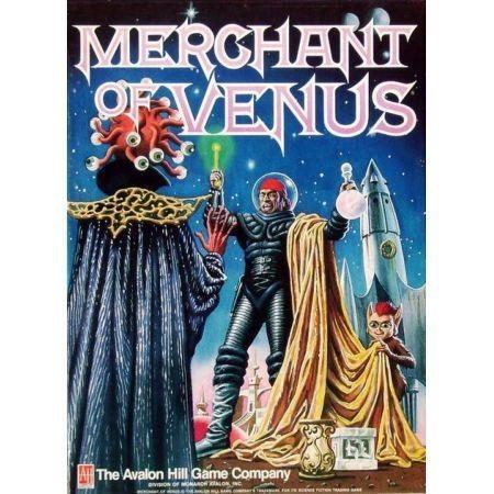 Flashback Friday - Merchant of Venus