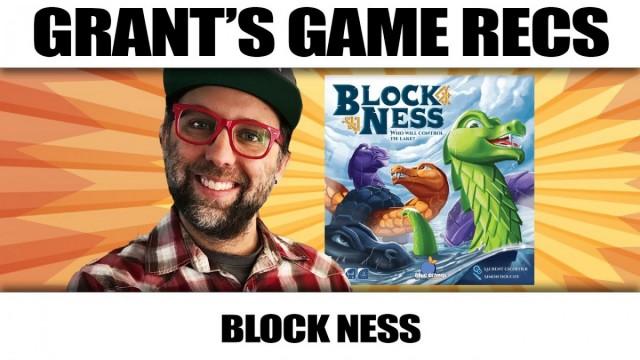 Block Ness - Grant's Game Recs