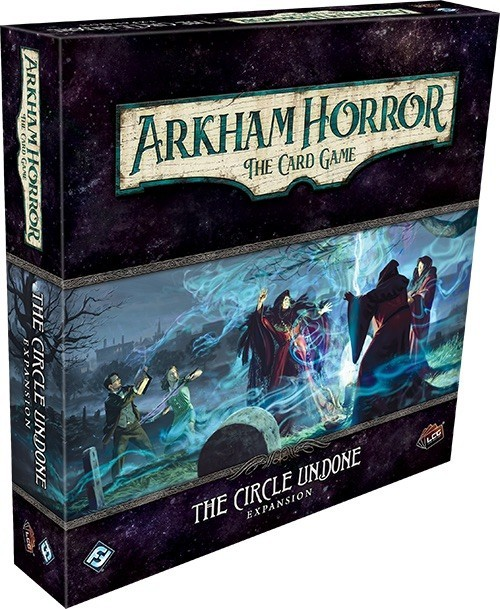 Beyond the Veil - Arkham Horror Card Game: The Circle Undone – Disappearance at the Twilight Estate