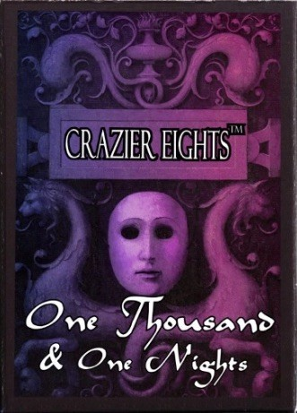 Busier Eights: A Crazier Eights: One Thousand and One Nights Review