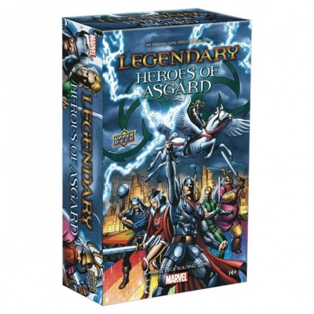 Legendary: Heroes of Asgard Expansion Coming Soon