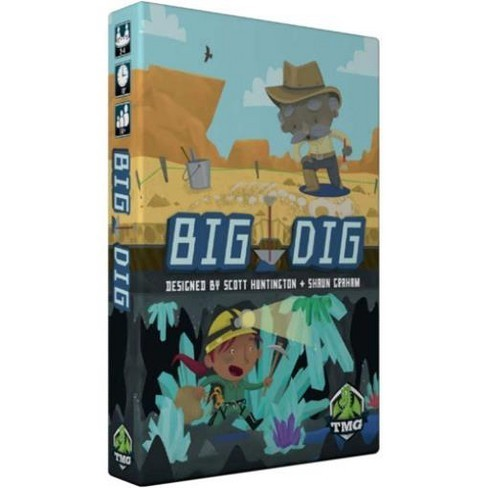 Fracking with Friends: Big Dig Board Game Review