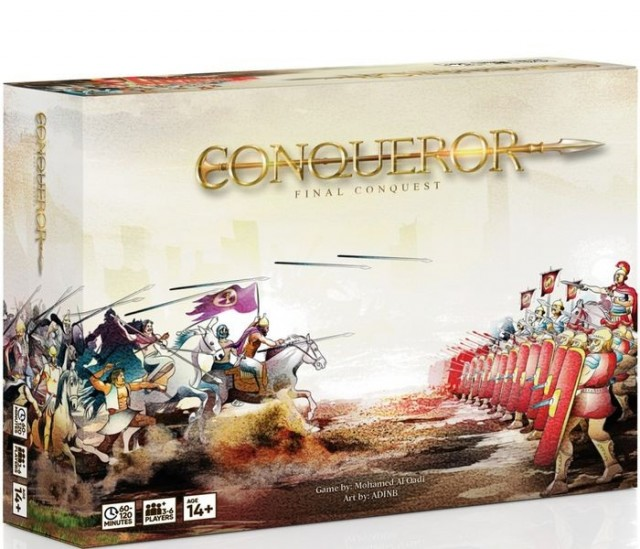 Conqueror: Final Conquest Board Game Review