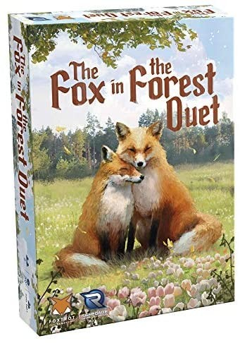 Fox on The Run: a The Fox in the Forest Duet Board Game Review