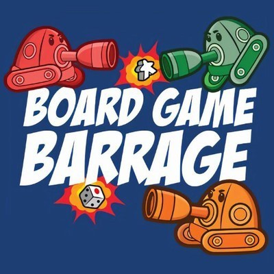 Board Game Barrage 96: The House of Bounce