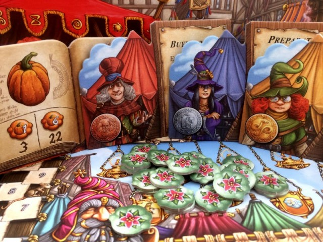 The Quacks of Quedlinburg: The Herb Witches Expansion Review