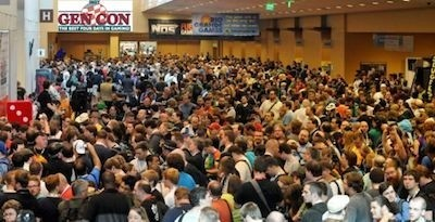 GenCon - General Gaming Rant