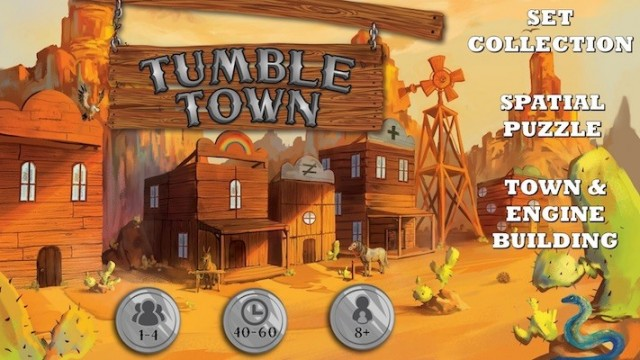 Interview with Carla Kopp - Tumble Town - Weird Giraffe Games