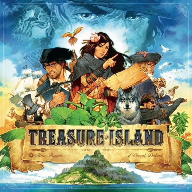 Play Matt: Treasure Island Review