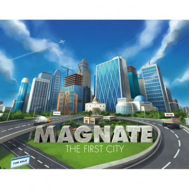 Magnate: The First City Preview - More Than Just a Paycheck