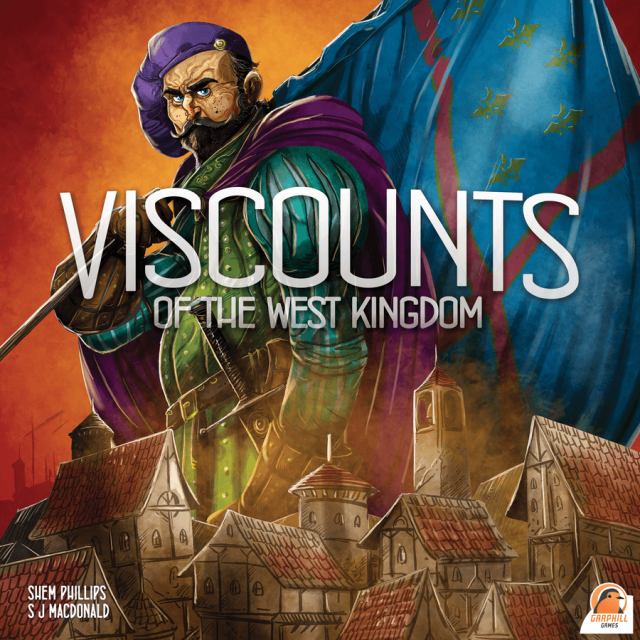 Viscounts of the West Kingdom Review