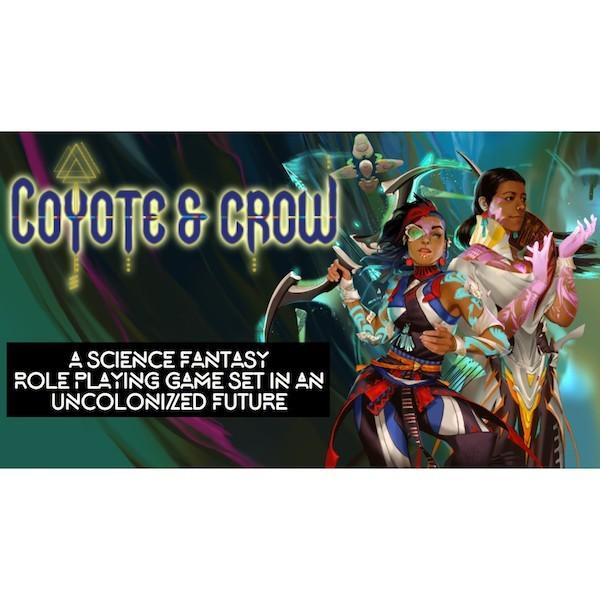 Coyote & Crow on Kickstarter Now