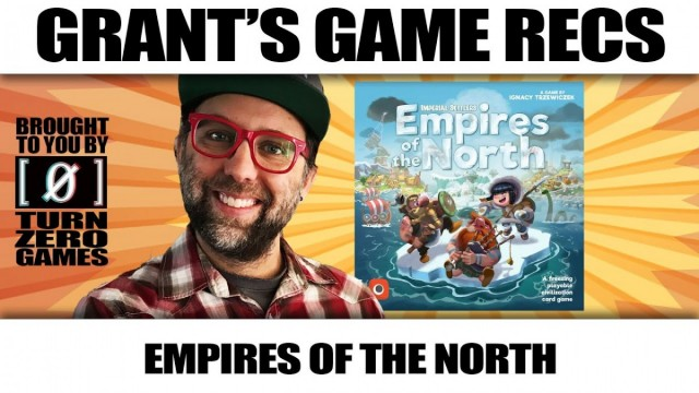 Imperial Settlers: Empires of the North - Grant's Game Recs