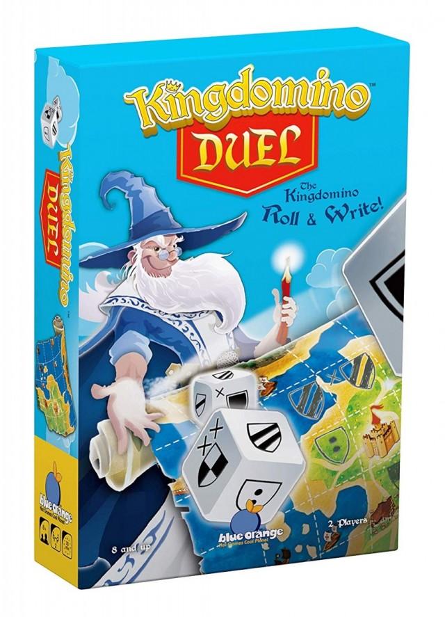 Kingdomino Duel Board Game Review