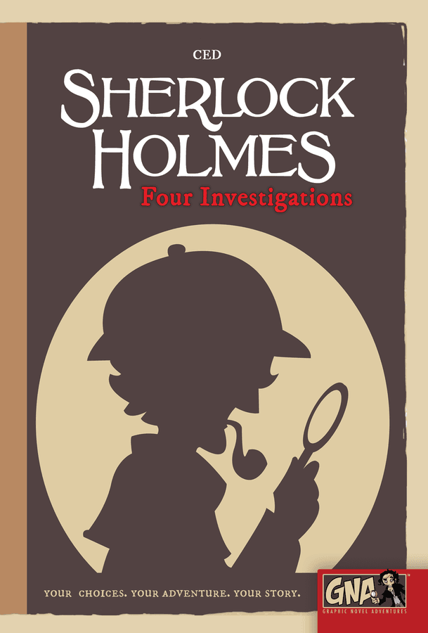 Sherlock Holmes: Four Investigations - a Punchboard Review