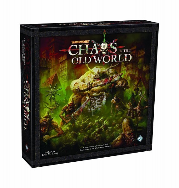 Flashback Friday - Chaos in the Old World