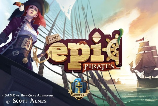 Mechanical but Piratical: Tiny Epic Pirates Review