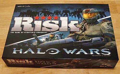 A Brisk Hello To Risk: Halo