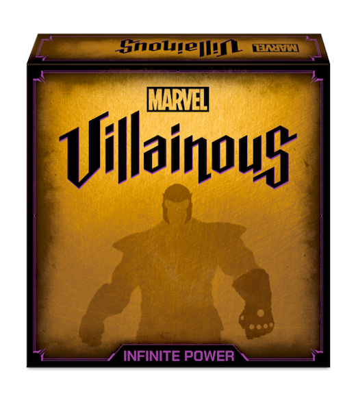 Marvel Villainous In Stores Now