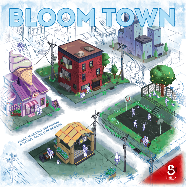 Everything is Coming Up Roses: Bloom Town Board Game Review
