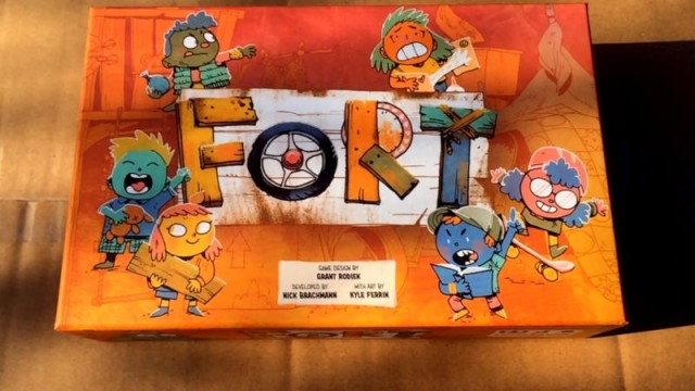 Fort Board Game Review