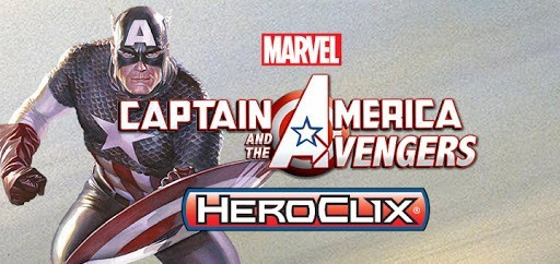 Heroclix: Captain America & The Avengers Unboxing and Review - Bring on the Bad Guys