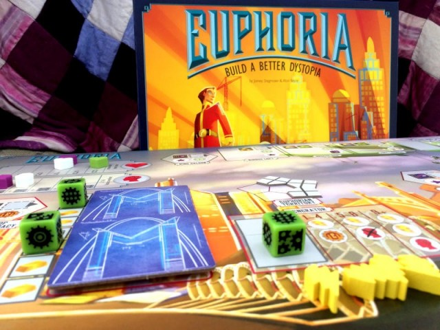 Euphoria: Build a Better Dystopia (Digital Eyes)
