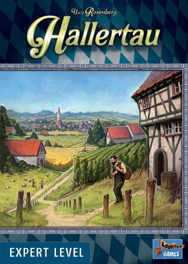 Hallertau - Punchboard Reviews