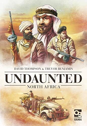 Play Matt: Undaunted North Africa Review